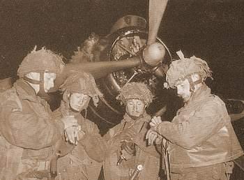 OPERATION MALLARD : LES RENFORTS ARRIVENT ! Les planeur de la 6ème airborne 6ab-2