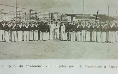 "Le Sous- Marin ""Casabianca"" Casa1"